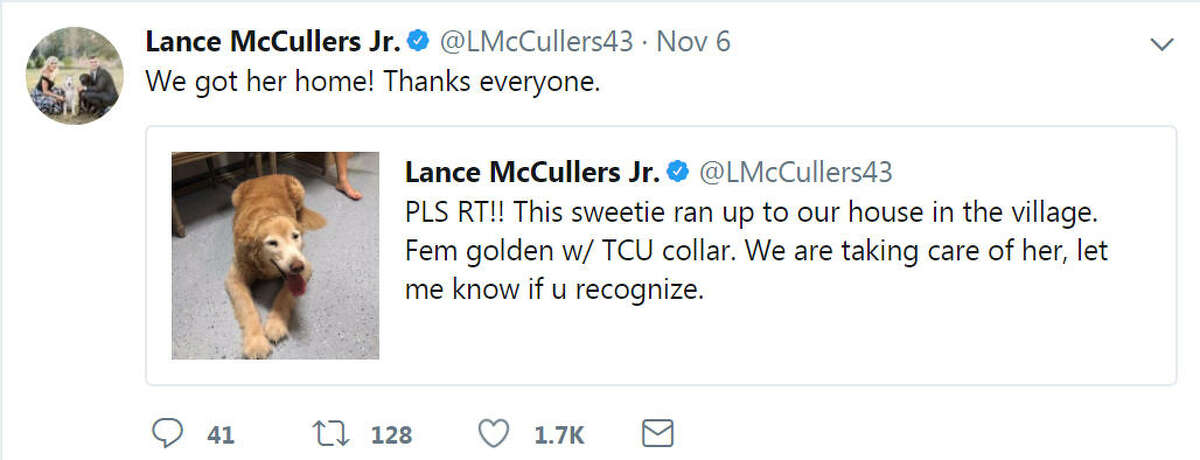 Astros pitcher Lance McCullers spent a part of his off-season reuniting a lost dog with her owner thanks to the power of social media. Swipe through to see photos of the Astros celebrating their World Series championship in Florida and the victory parade in Houston.