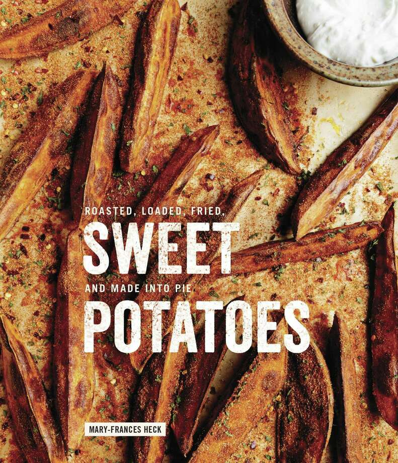 """""""Sweet Potatoes"""" book. Reprinted from Sweet Potatoes. Copyright © 2017 by Mary-Frances Heck. Photographs copyright © 2017 by Kristin Teig. Published by Clarkson Potter/Publishers, an imprint of Penguin Random House, LLC. Photo: Contributed"""