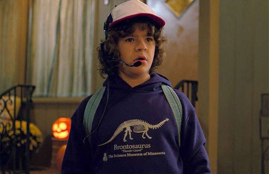 The purple Brontosaurus sweatshirt made its appearance in Season 2.