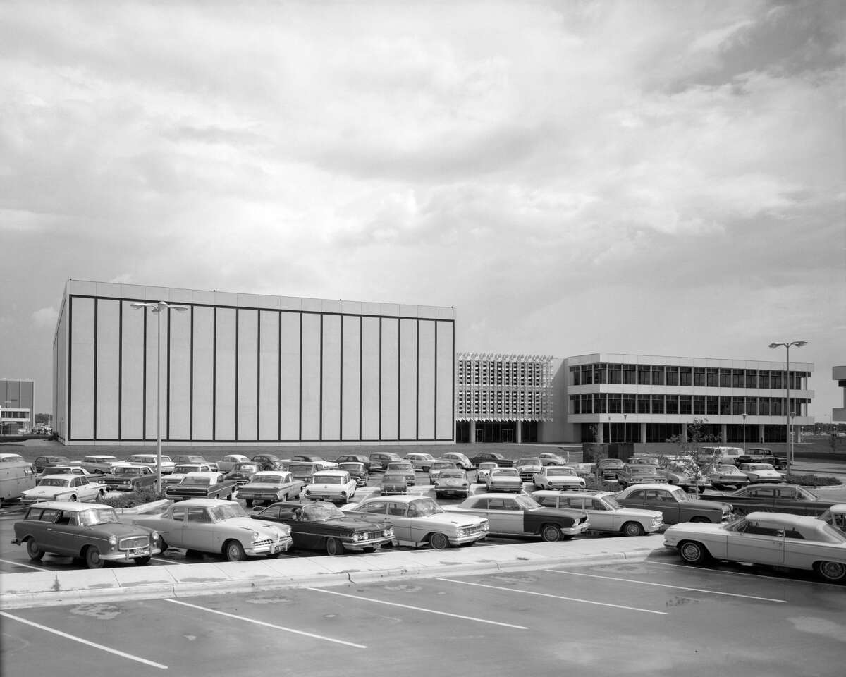 The JSC has one of the largest collections of postmodern Brutalist architecture in the United States.