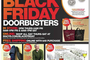 Macy's released their 2017 Black Friday ad circular and its 40 pages are packed with some of the season's hottest deals, from clothing to jewelry to home goods and beyond.