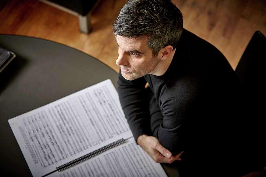 Pulitzer Prize-winning composer Kevin Puts. Photo: David White
