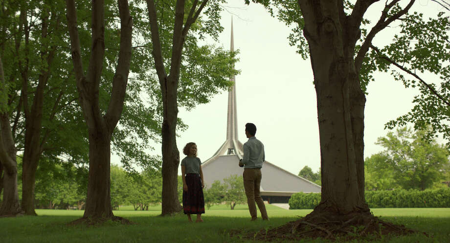 """Columbus"" is set in what one character calls a ""mecca"" for architecture. Photo: Superlative Films"