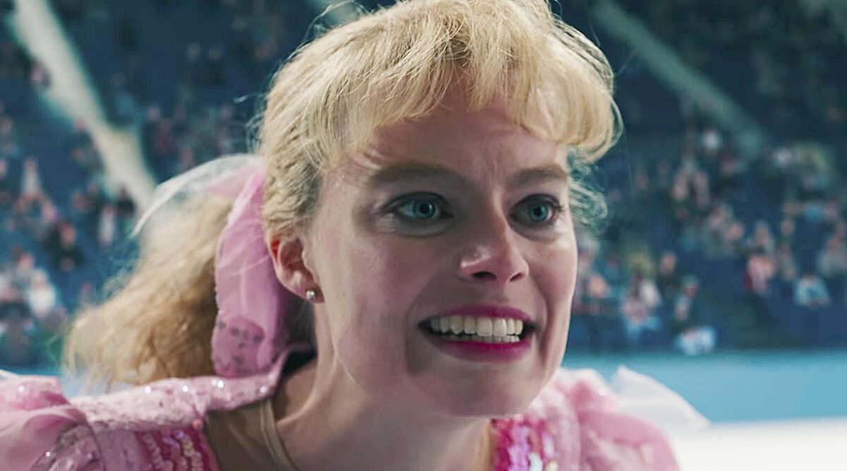 Margot Robbie as Tonya Harding in