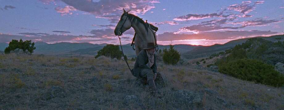 "Bill Pullman as the titular cowboy in ""The Ballad of Lefty Brown."" Photo: A24"