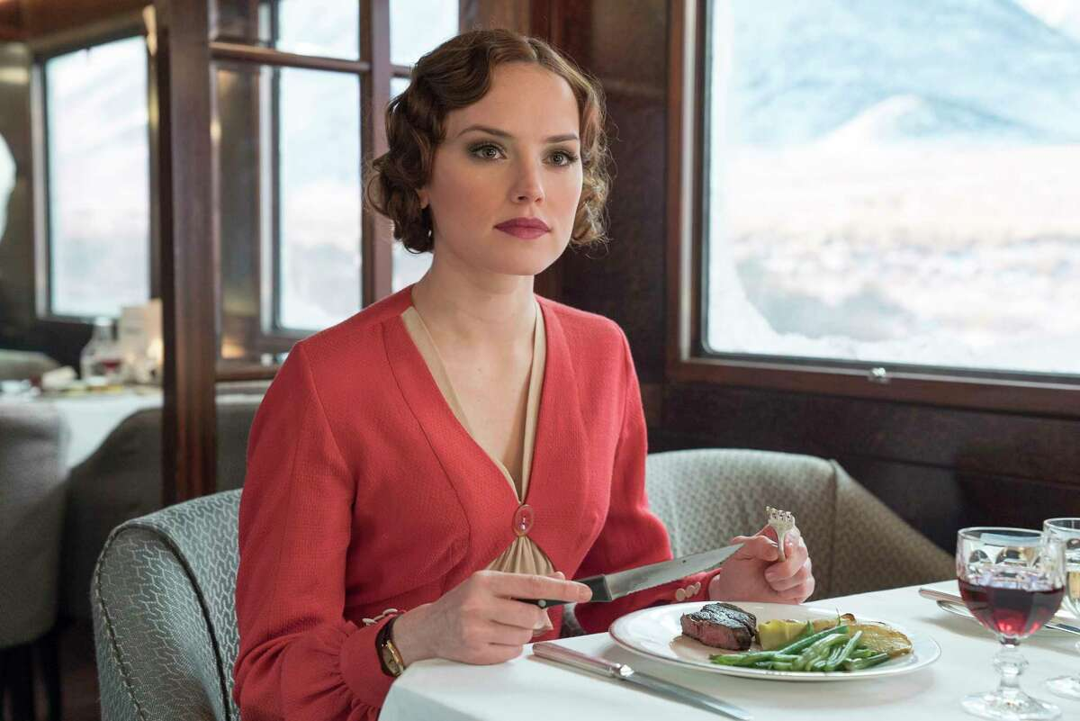 This image released by Twentieth Century Fox shows Daisy Ridley in a scene from,