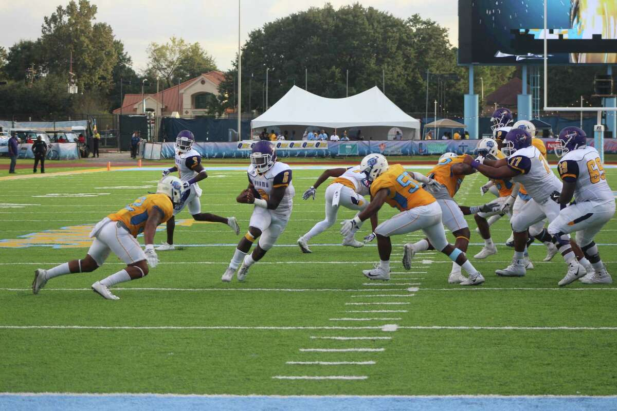 Prairie View A&M running back Sta'Fon McCray and the Panthers look to rebound from last week's loss to Southern.