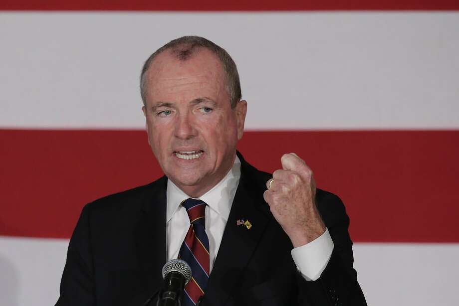 New Jersey nixed Trump supporter Chris Christie's Republican replacement pick for governor and elected Democrat Phil Murphy instead. Photo: Eduardo Munoz Alvarez, Getty Images