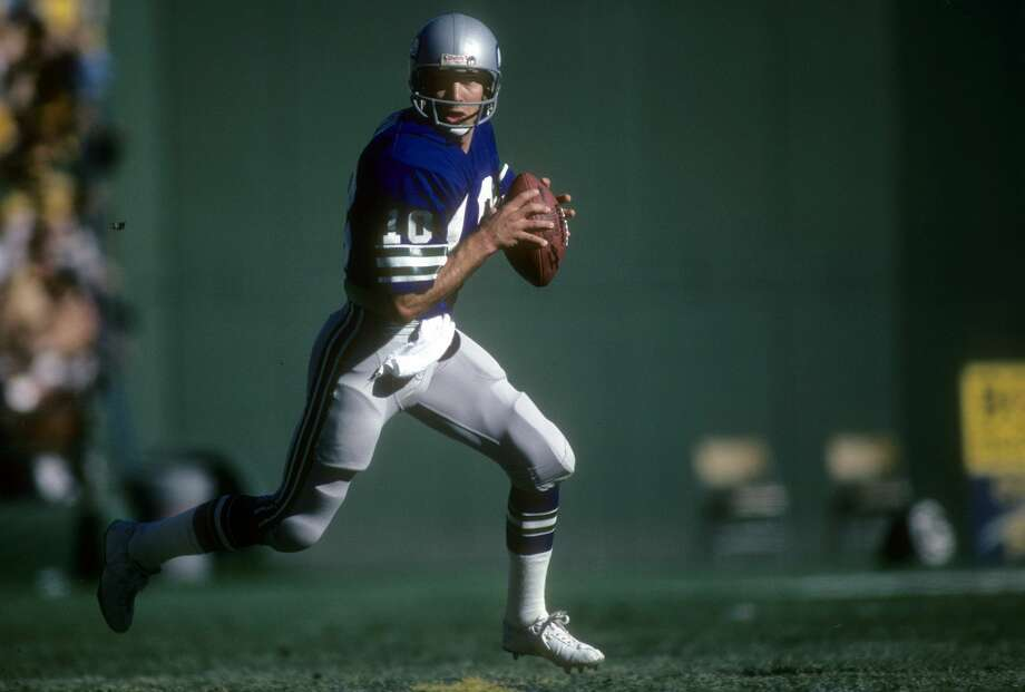 Best: Another look at the 1977-82 home uniforms,  which (although they featured some weirdly long sleeves) has some slick striping on the jersey, pants and socks. Photo: Focus On Sport/Getty Images