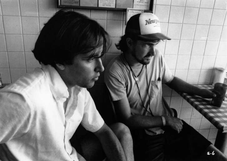 "Writer, producer and director Richard Linklater and cameraman Lee Daniel made ""Slacker,"" Linklater's first film, in 1990."