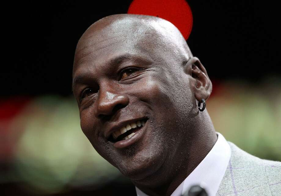 Michael Jordan Rings: 6- Bulls (1991, 1992, 1993, 1996, 1997, 1998) Photo: Jonathan Daniel/Getty Images