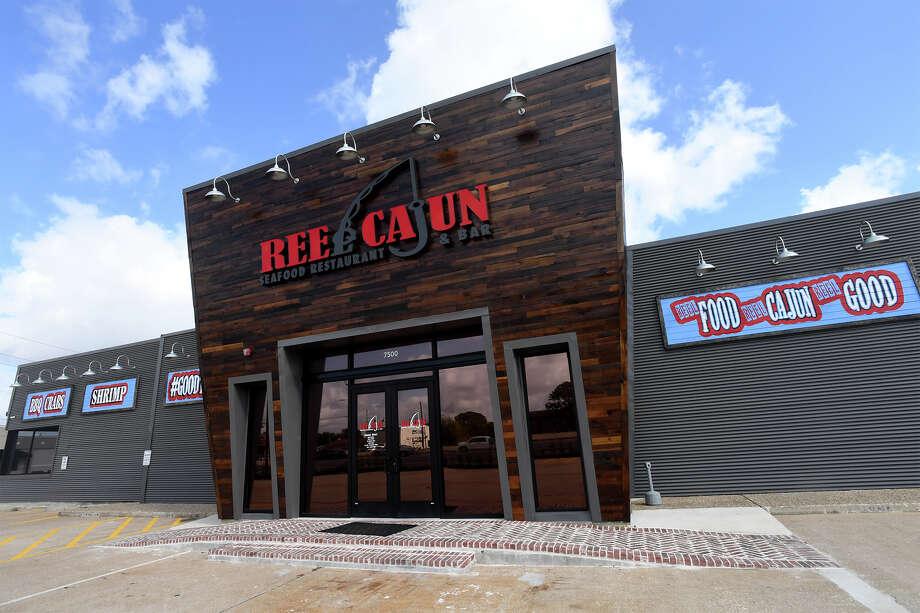 Reel Cajun Seafood in Port Arthur.  Photo taken Monday, November 06, 2017 Guiseppe Barranco/The Enterprise Photo: Guiseppe Barranco, Photo Editor / Guiseppe Barranco ©