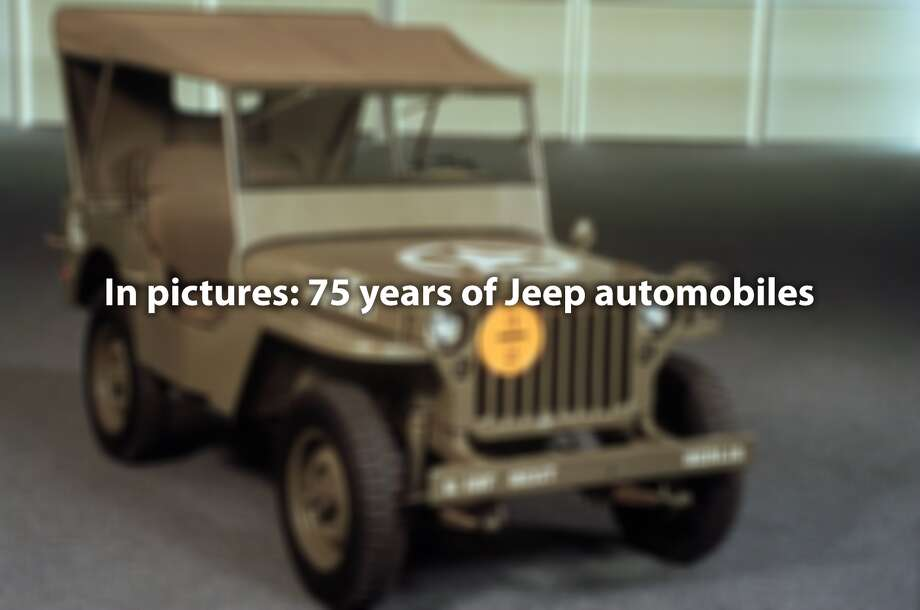 Photos Jeep Through The Years Jeep Celebrates 75th Anniversary
