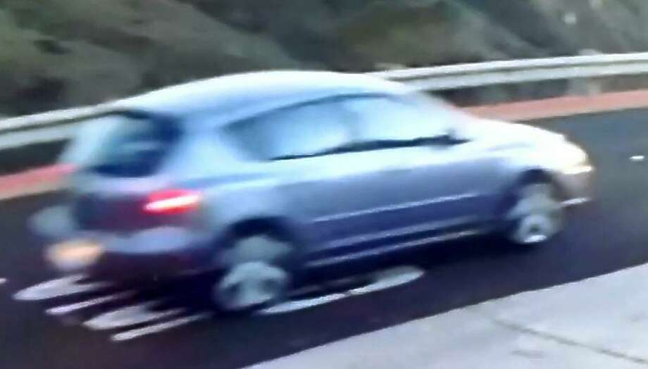 Police are seeking the public's help to identify a man who groped two female joggers in San Bruno Mountain State Park. Police believe he is driving a 2009 Mazda hatchback or similar. Photo: San Mateo Sheriff's Office / San Mateo Sheriff's Office / San Mateo Sheriff's Office