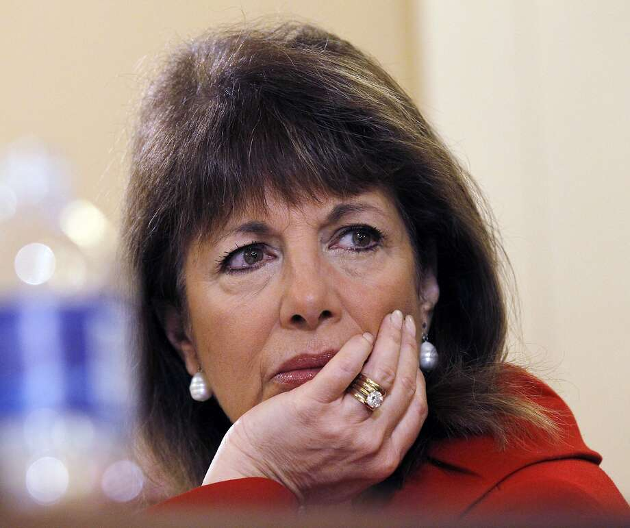 Rep. Jackie Speier D-Hillsborough, has recently gone public with an account of being sexually assaulted by a male chief of staff while she was a congressional staffer. Photo: Alex Brandon, Associated Press