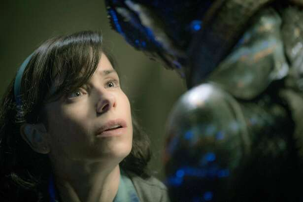 "Sally Hawkins in ""The Shape of Water."" MUST CREDIT: Kerry Hayes, Fox Searchlight Pictures"
