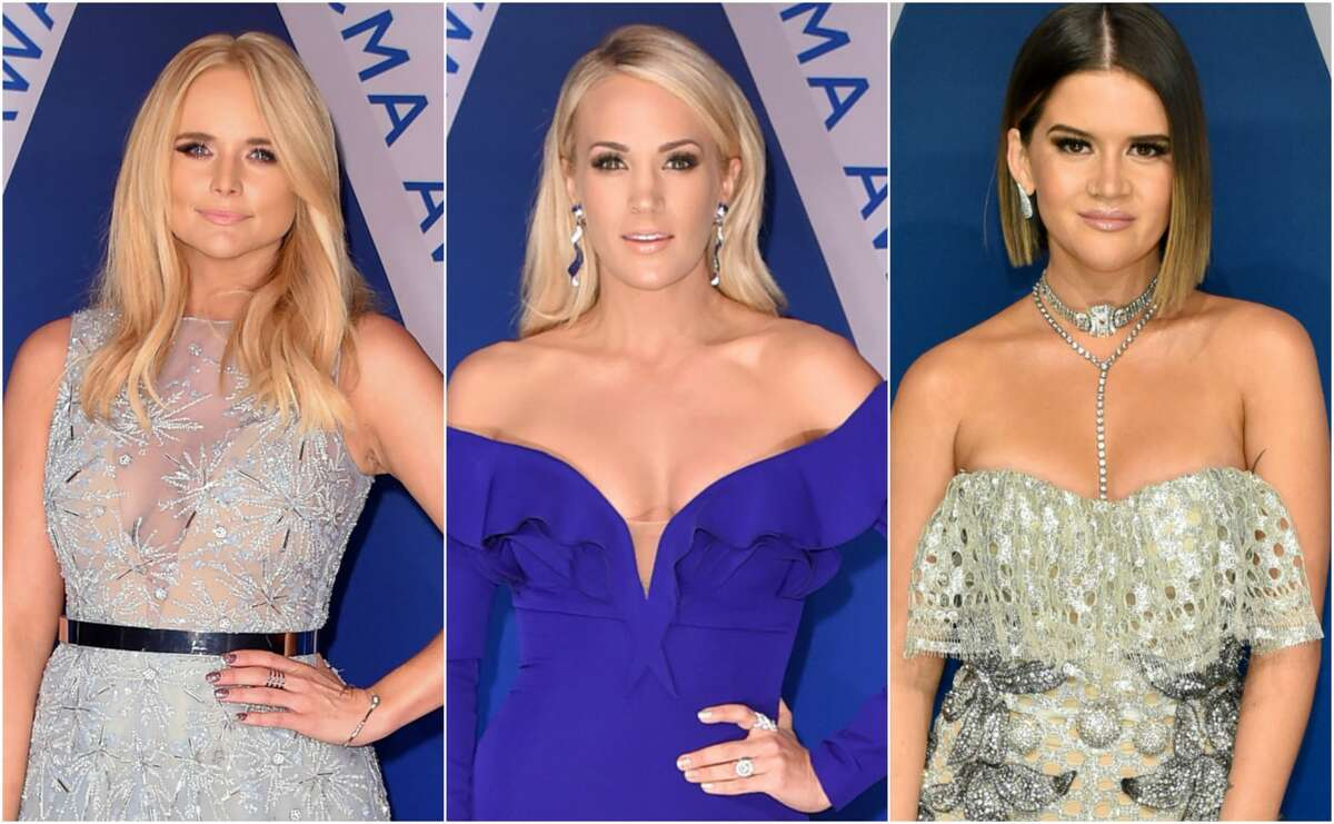 Keep clicking to see which celebrities were named the best and worst dressed at the 51st CMA Awards.