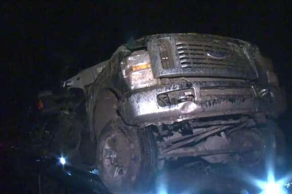 A 21-year-old woman was killed early Friday in a crash that may have been caused by distracted driving. (Metro Video)