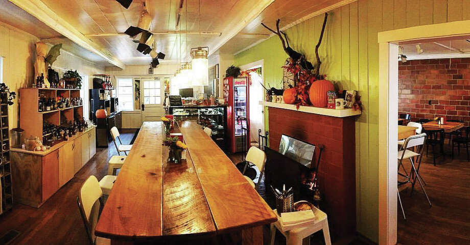 The Bird's Next Cafe in the Village in Brown County, Ind. Photo: For The Edge