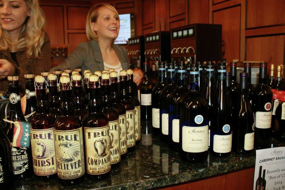 The 11th Annual NYS Tasting will be held at Exit 9 Wine & Liquor Warehouse on Friday. The event will host wineries and distilleries from across the state. Get details. Photo: Facebook.com/Exit9Wine