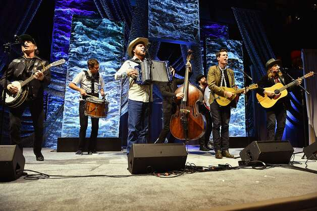 Old Crow Medicine Show at College Street Music Hall, New Haven Get ready to rock like a wagon wheel when Old Crow Medicine Show performs in New Haven on Friday. Find out more. Photo: Jason Davis, Getty Images For SESAC