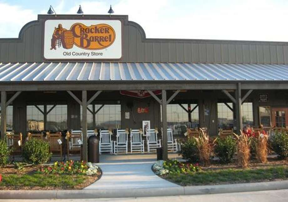 A new Cracker Barrel restaurant opened in Sacramento Monday. Take a look at the video on this story for a sneak peek inside.  Photo: Express-News File Photo / DirectToArchive