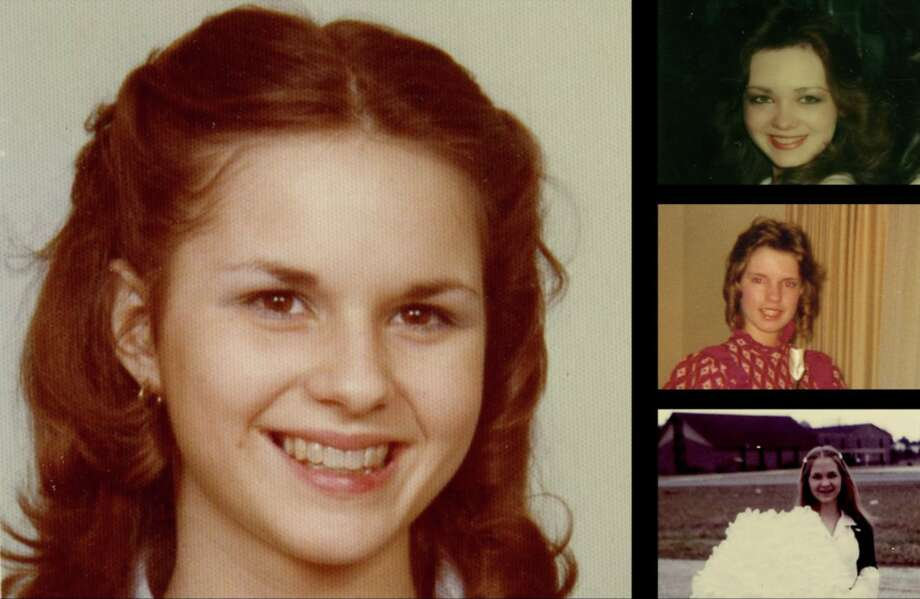 Leigh Corfman, left, in a photo from 1979, when she was about 14. At right, from top, Wendy Miller at around age 16, Debbie Wesson Gibson at around age 17 and Gloria Thacker Deason at around age 18. Photo: Family Photos Via Washington Post