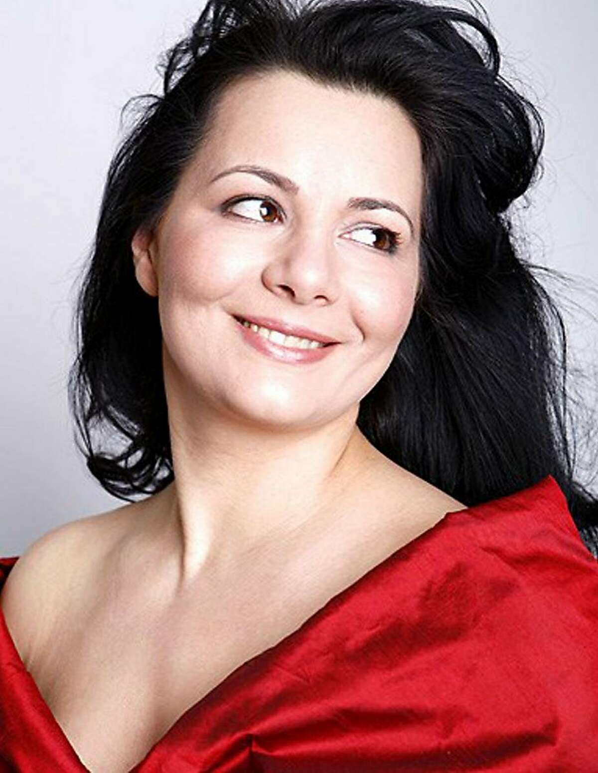 """Soprano Lianna Haroutounian sings the title role in Puccini's """"Tosca"""" at the San Francisco Opera, 7:30 p.m. Thursday"""