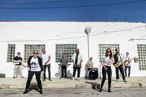 New Orleans-based soul-pop band Miss Mojo will perform at the Logon Cafe in Beaumont on Nov. 17, 2017. Photo provided by Miss Mojo