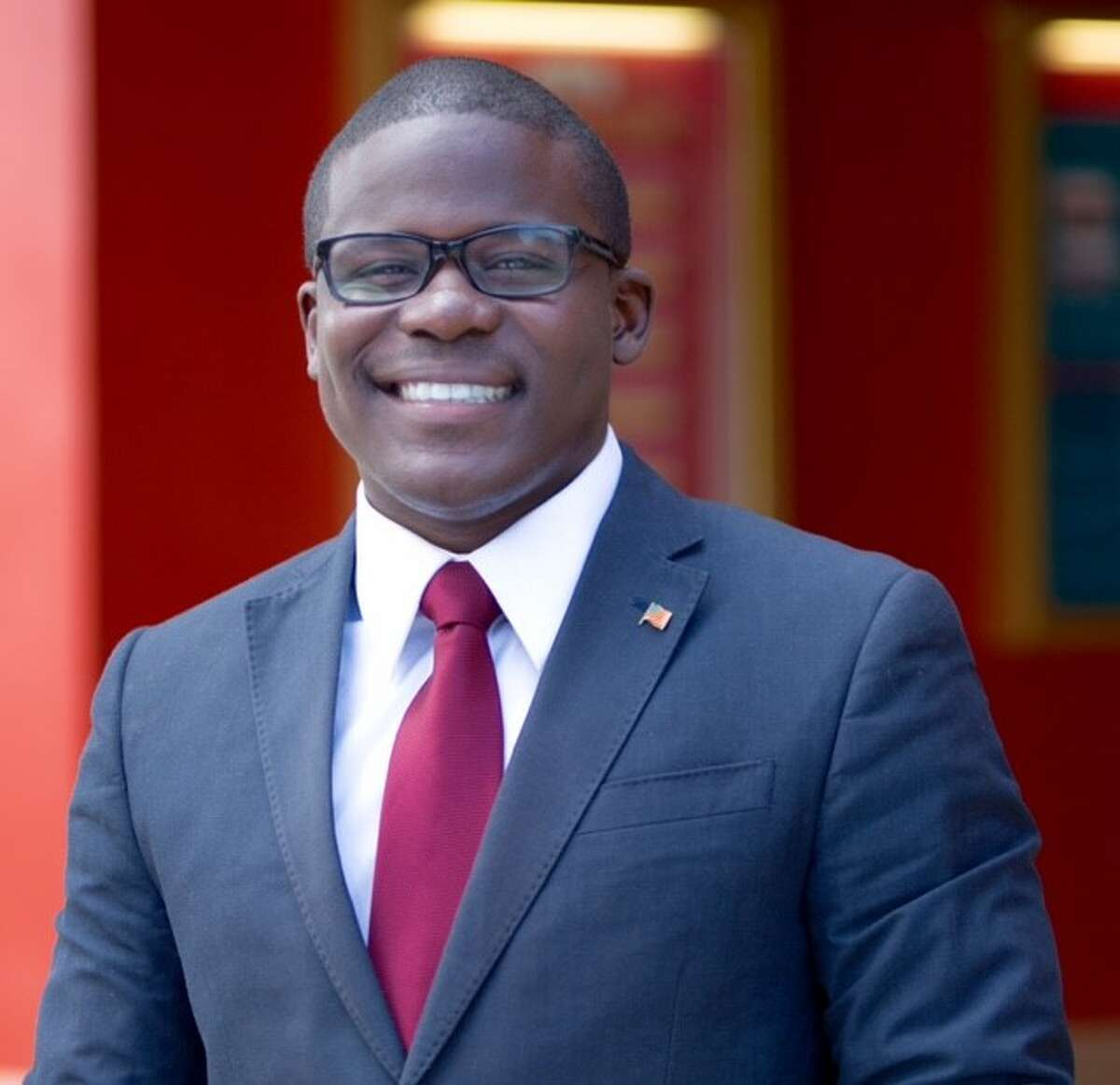 Owusu Anane was elected to the Albany Common Council on Nov. 7, 2017. (Photo provided)