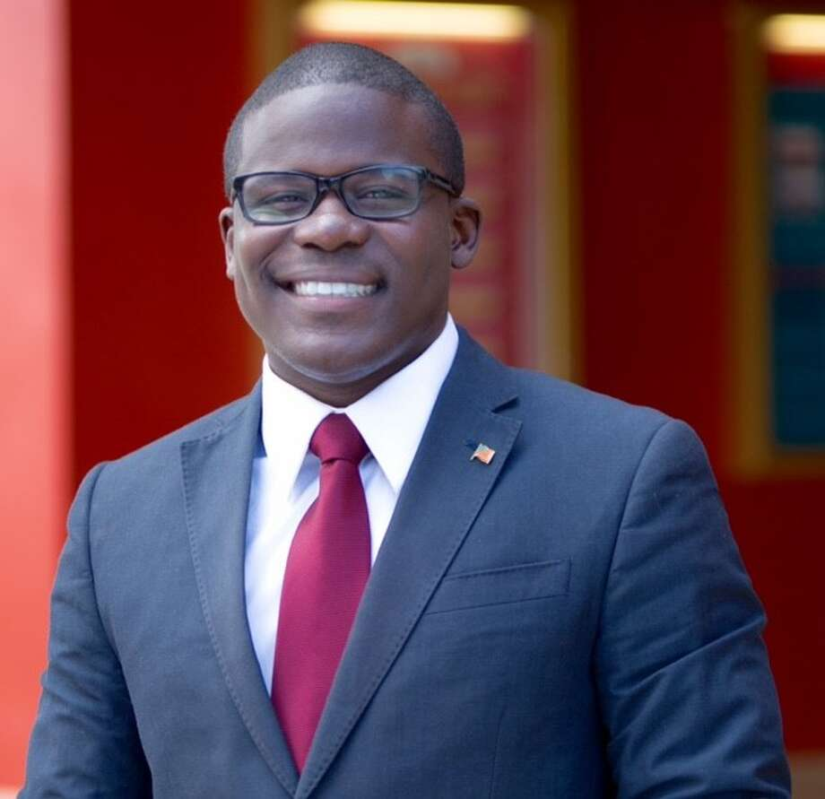 Owusu Anane was elected to the Albany Common Council on Nov. 7, 2017. (Photo provided)  Photo: Courtesy Photo