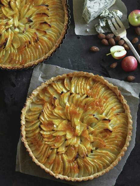 Brigitte's Apple Tart. Photo: John Lee / Special To The Chronicle / online_yes