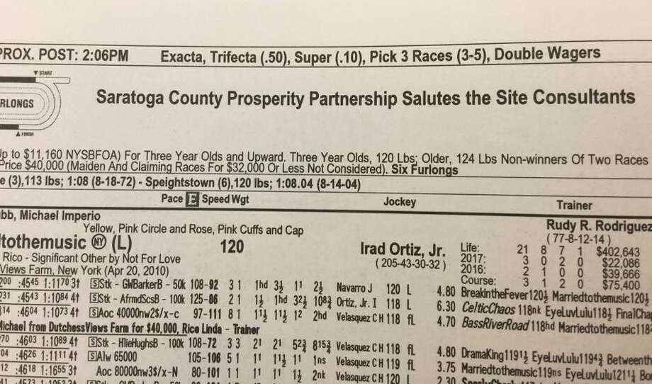 Prosperity Partnership paid $1,200 to name a race after itself on Aug. 28, 2017.