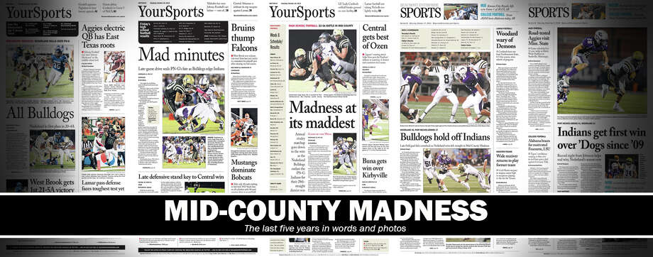 Mid-County Madness: The last five years in words and photos.