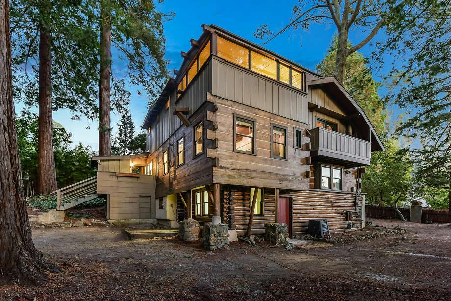 15 Sunset Drive in Kensington is a four-bedroom cabin available for $999,000. Photo: Open Homes Photography