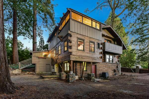 15 Sunset Drive in Kensington is a four-bedroom cabin available for $999,000.�
