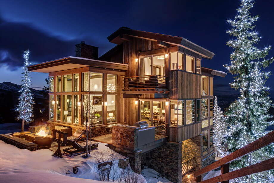 Stein Eriksen Residences in Park City, Utah, already are 80 percent sold. Photo: Courtesy Of Stein Eriksen