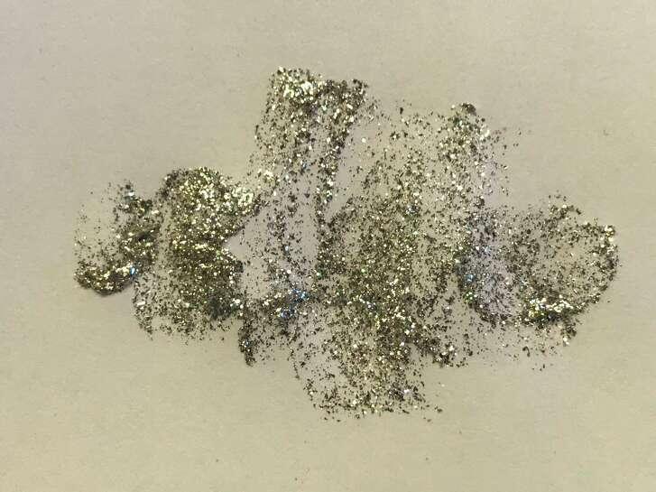 "Stila's Glitter & Glow Liquid Eye Shadow comes in sparkly silver shade ""Diamond Dust."""