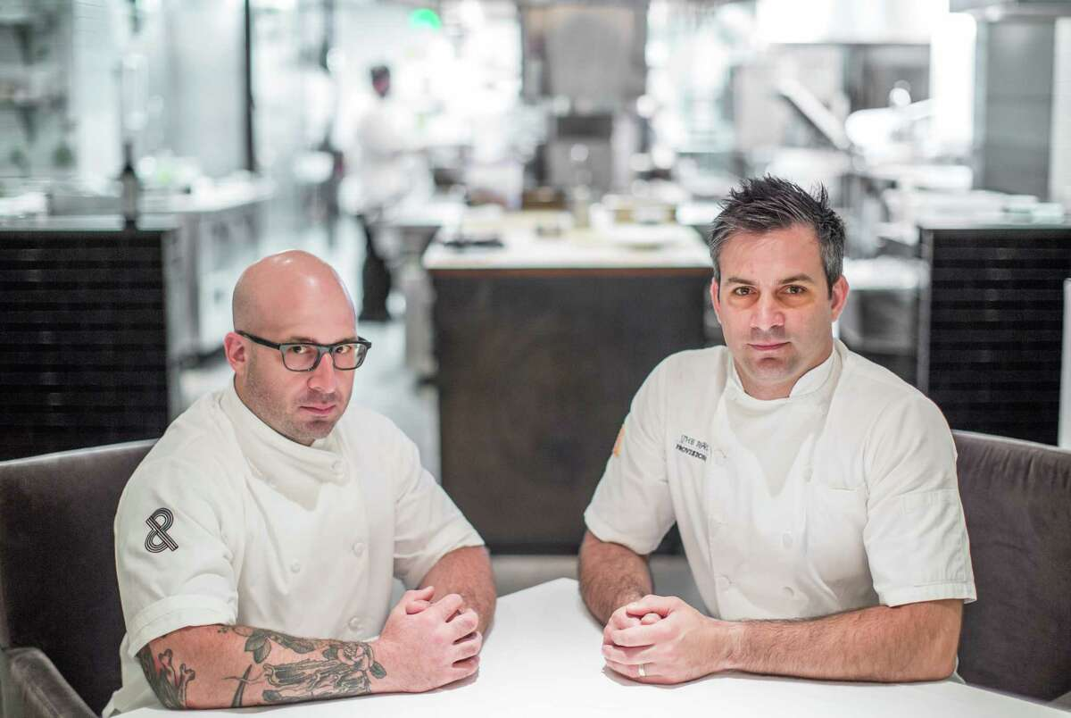 """The Pass & Provisions chefs and co-owners Seth Siegel-Gardner and Terrence Gallivan were named with educator Kellie Karavias as """"Southerners of the Year"""" by Southern Living."""