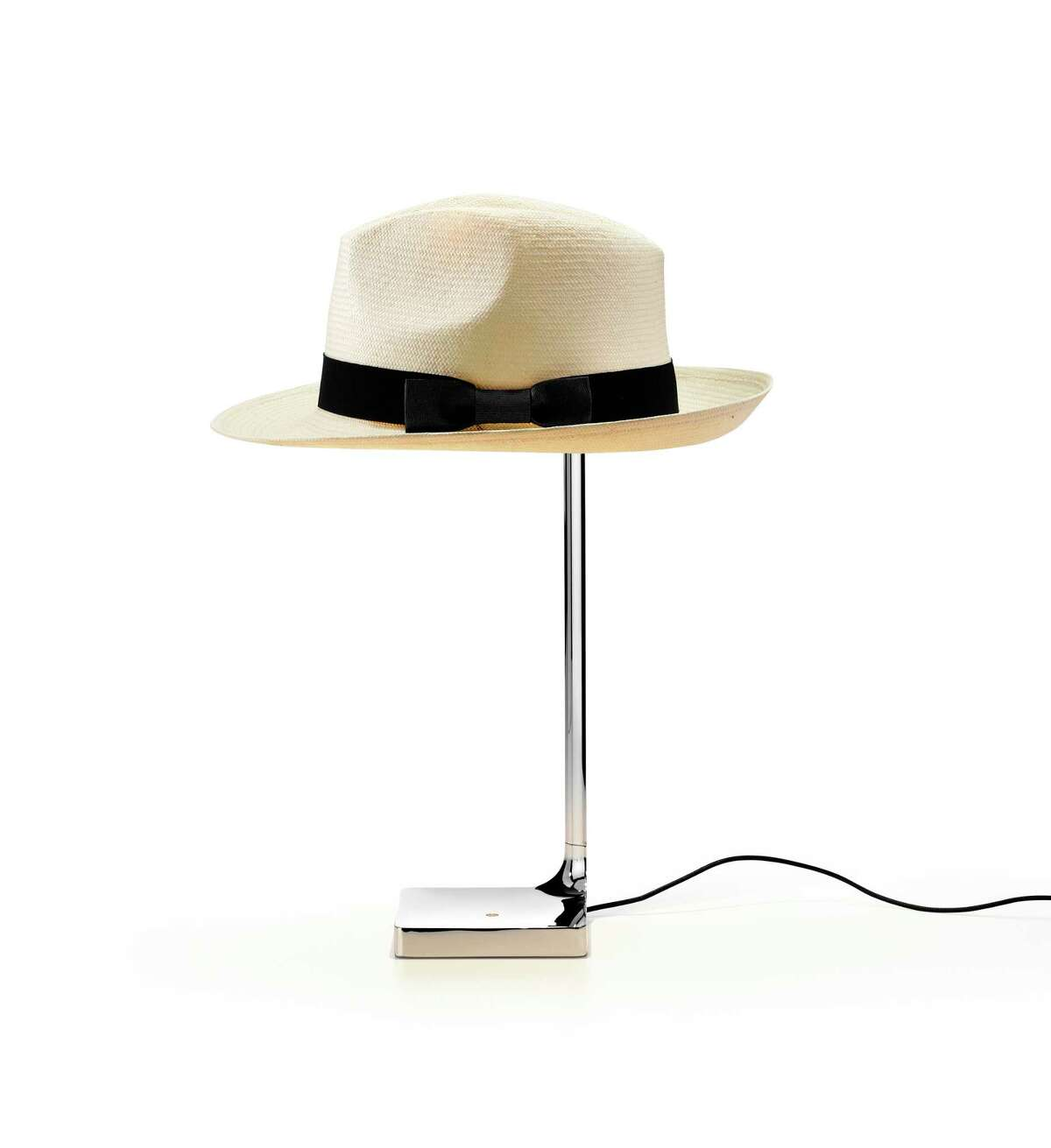 Philippe Starck for FLOS Chapo table lamp; $545 at Kuhl-Linscomb