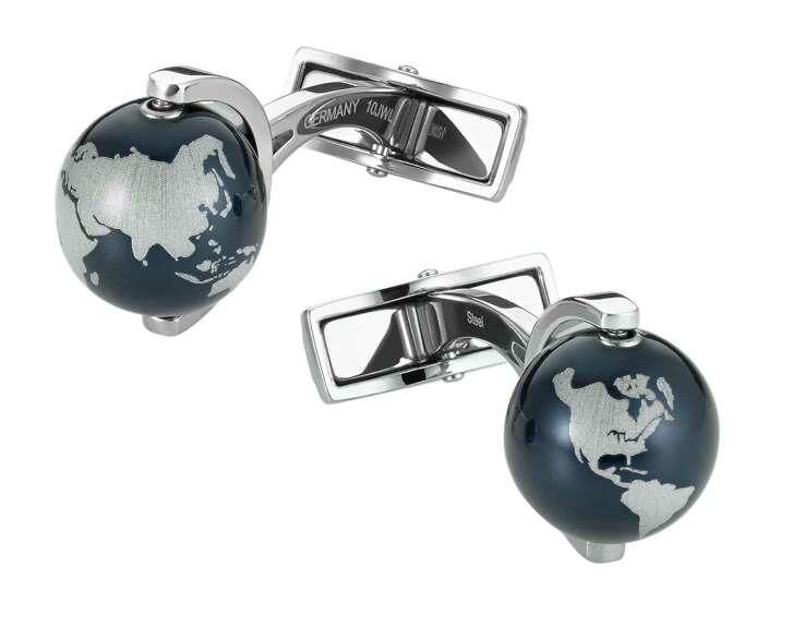 Montblanc Heritage Spirit Cufflinks; $290 at Zadok Jewelers