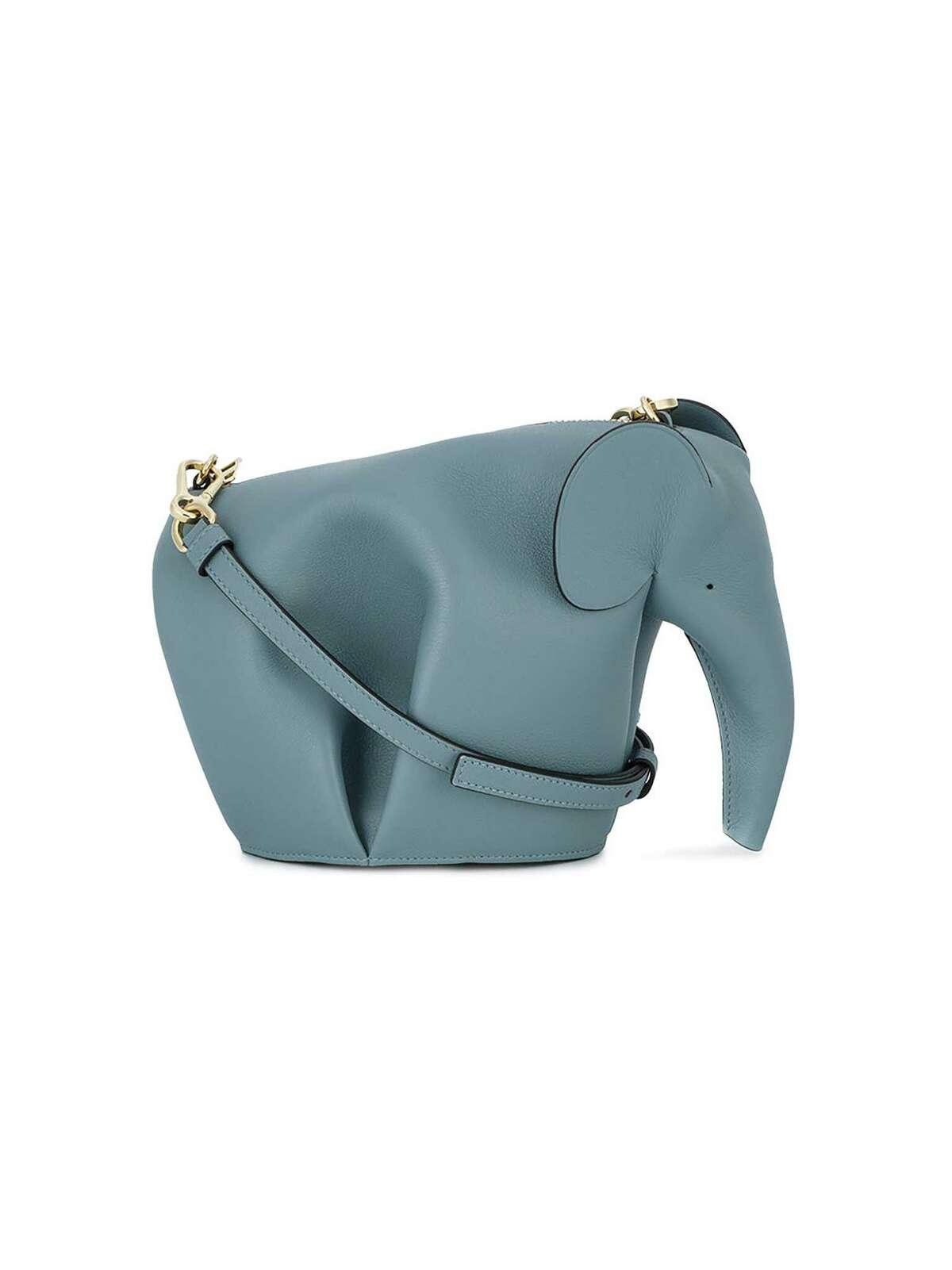 Loewe Mini Elephant Bag; $1,290 at The Webster, Galleria