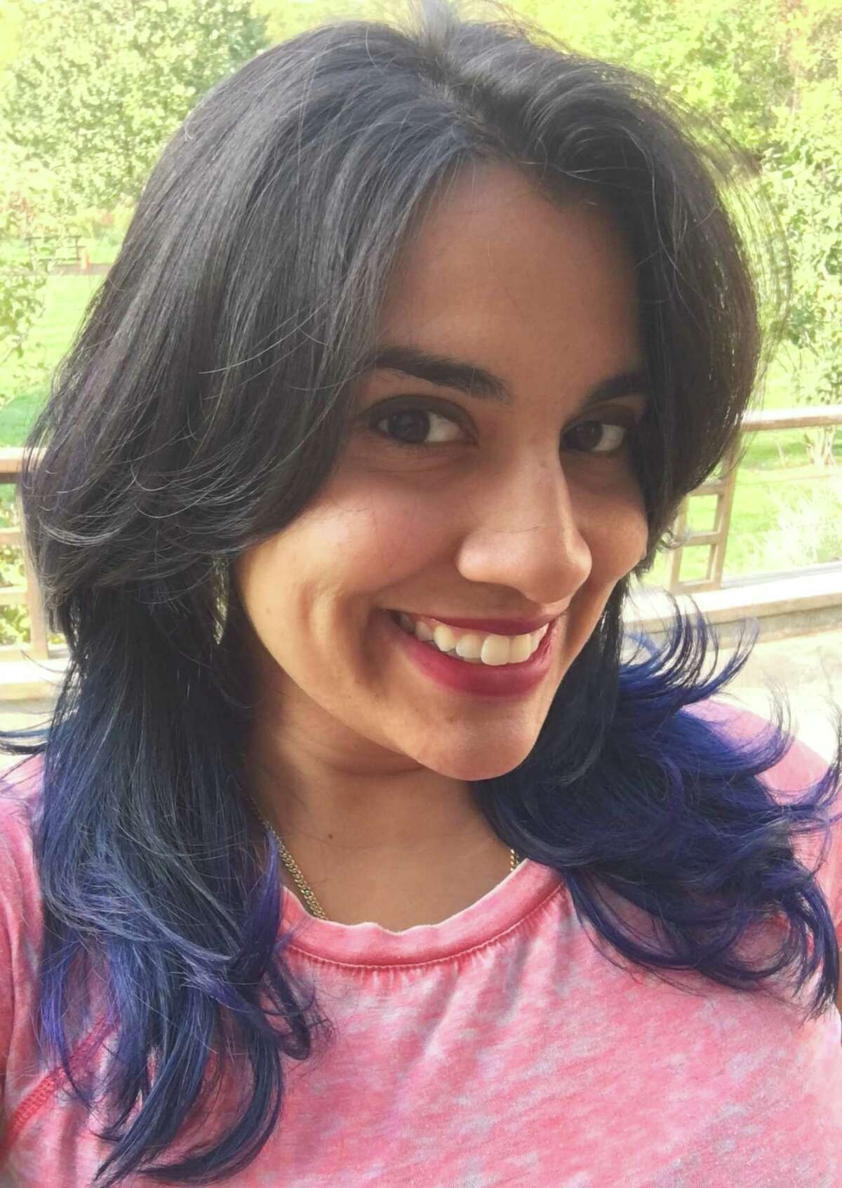 Author Alisha Rai (Photo provided)