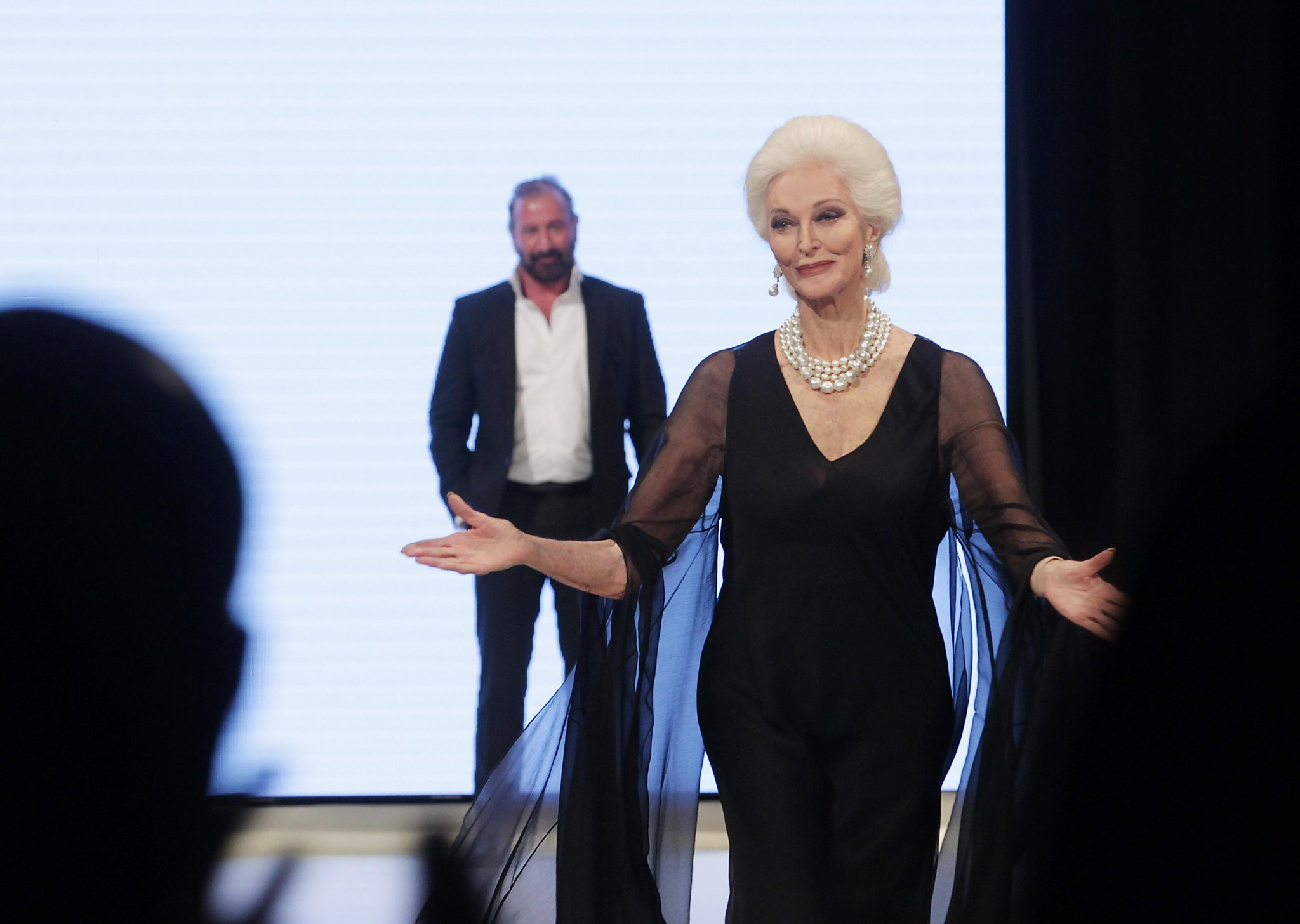 Women Over 60 Advancing In Fashion Industry