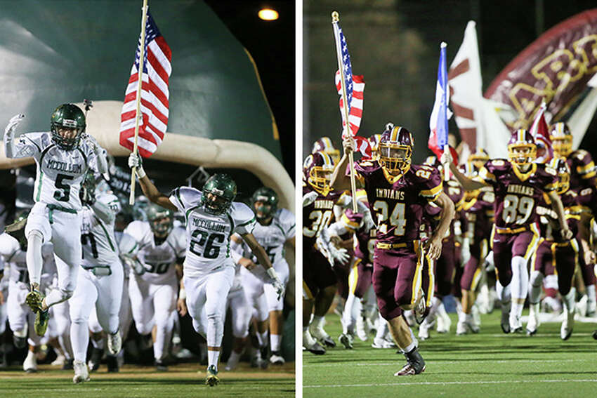 The Frontier Bowl - Harlandale vs. McCollum When and where: 7:30 p.m. Friday, Harlandale Memorial Stadium On the line: Bragging rights. The Cowboys and Indians are both winless and out of playoff contention, but that should not detract much from the atmosphere at the annual Frontier Bowl. Whichever rival prevails will have plenty to celebrate during the next 12 months.