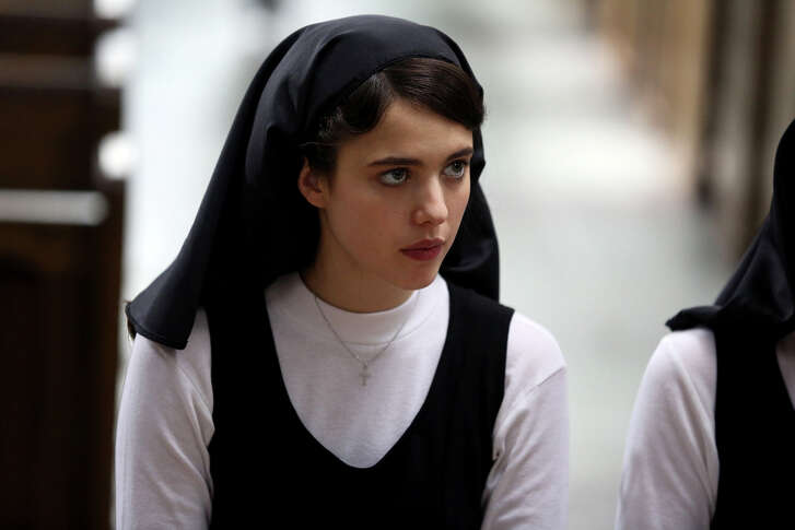 """Margaret Qualley stars as young Catholic novice in """"Novitiate."""""""