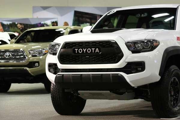 toyota pickups on a hot streak, boostedsan antonio-built trucks