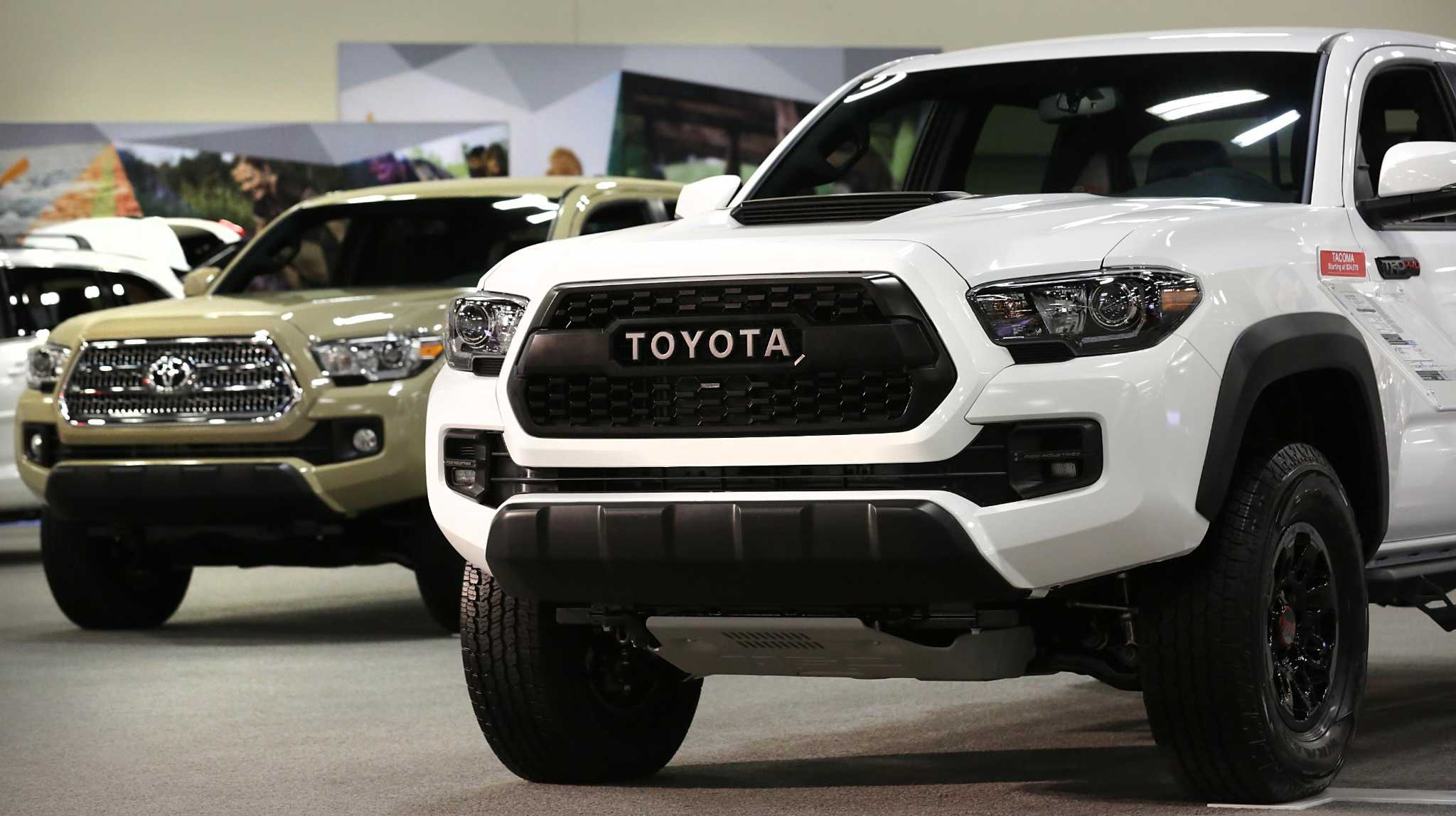 toyota pickups on a hot streak boosted by san antonio built trucks san antonio express news. Black Bedroom Furniture Sets. Home Design Ideas