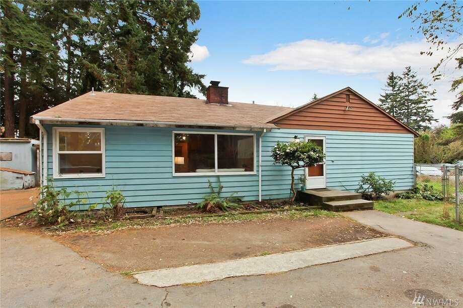 This home at 13758 Wallingford Ave. N. is listed for $385,000. It is in Haller Lake.The three bedroom 1½ bathroom home is 1,380 square feet and was built in 1949.There will be a showing for this home Saturday, Nov. 11 and Sunday, Nov. 12 from 1 to 4 p.m.  Photo: Listing Courtesy Of Donovan Shelton, Windermere Real Estate Co.