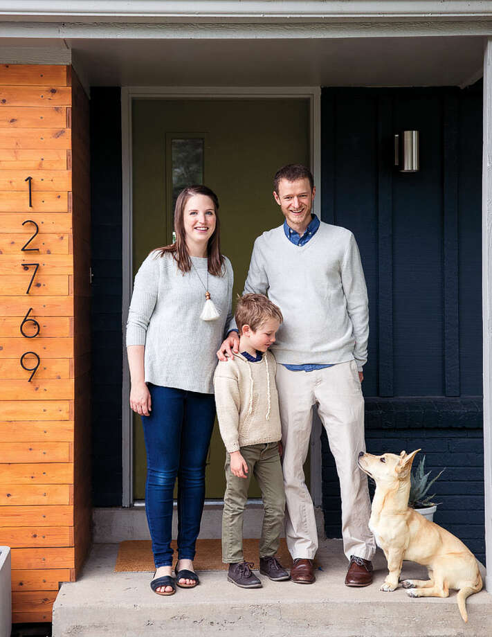 Anna and Austin Smith purchased their Colorado home from the East Coast, without visiting the property in person. The couple worked to upgrade the ranch home, and shared some of their best tips on fixing up their house — even on a budget. Photo: Thomas J. Story